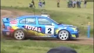 Rallye Český Krumlov 2001