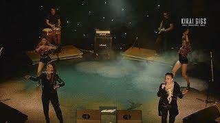 Aqua Vita (Аква Віта) - 4 - Город зеленого цвета - Live at Monteray, Kyiv [08.09.2018]