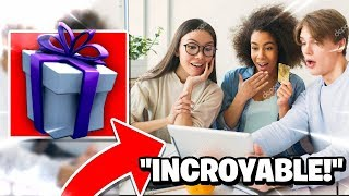 🎁 PACK OPENING OF THE BONNES ON FORTNITE!