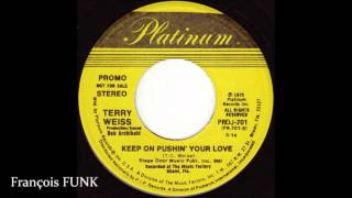 Terry Weiss - Keep On Pushin