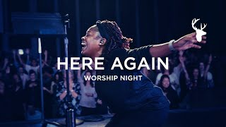 Download Rheva Henry - Here Again (Spontaneous - I Want More) | Worship Night Mp3 and Videos
