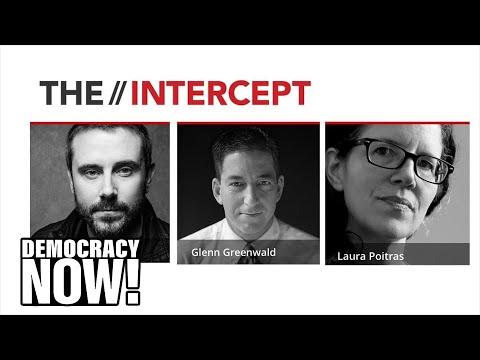 Defying Threats to Journalism, Jeremy Scahill & Glenn Greenwald Launch New Venture, The Intercept