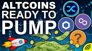 Altcoins Ready to PUMP! (Best Anti-FOMO Strategies 2021)