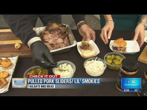 Tailgate ideas from Loot N' Booty BBQ