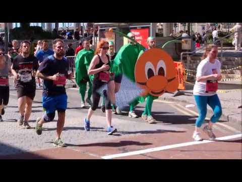 The Trap (London Marathon Theme)