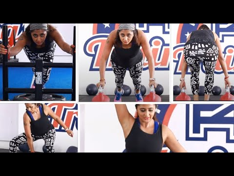Download Actress Kaniha Work Out Video   Full Body Functional Work Out   Exclusive Shoot 2020
