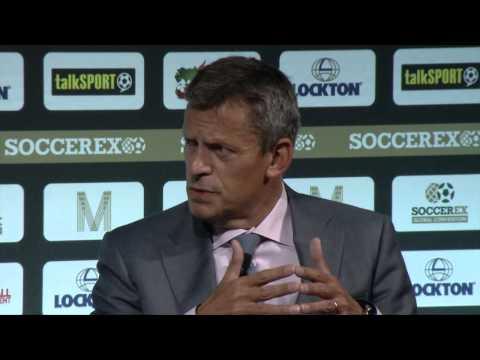 Shaping England's Football Future: Martin Glenn FA CEO