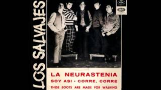 Los Salvajes - These Boots Are Made For Walking (Nancy Sinatra Cover)