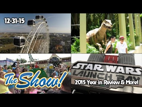 Attractions - The Show - 2015 Year in Review - Dec. 31, 2015