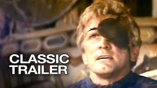 The Vikings Official Trailer #1 - Tony Curtis Movie (1958) HD