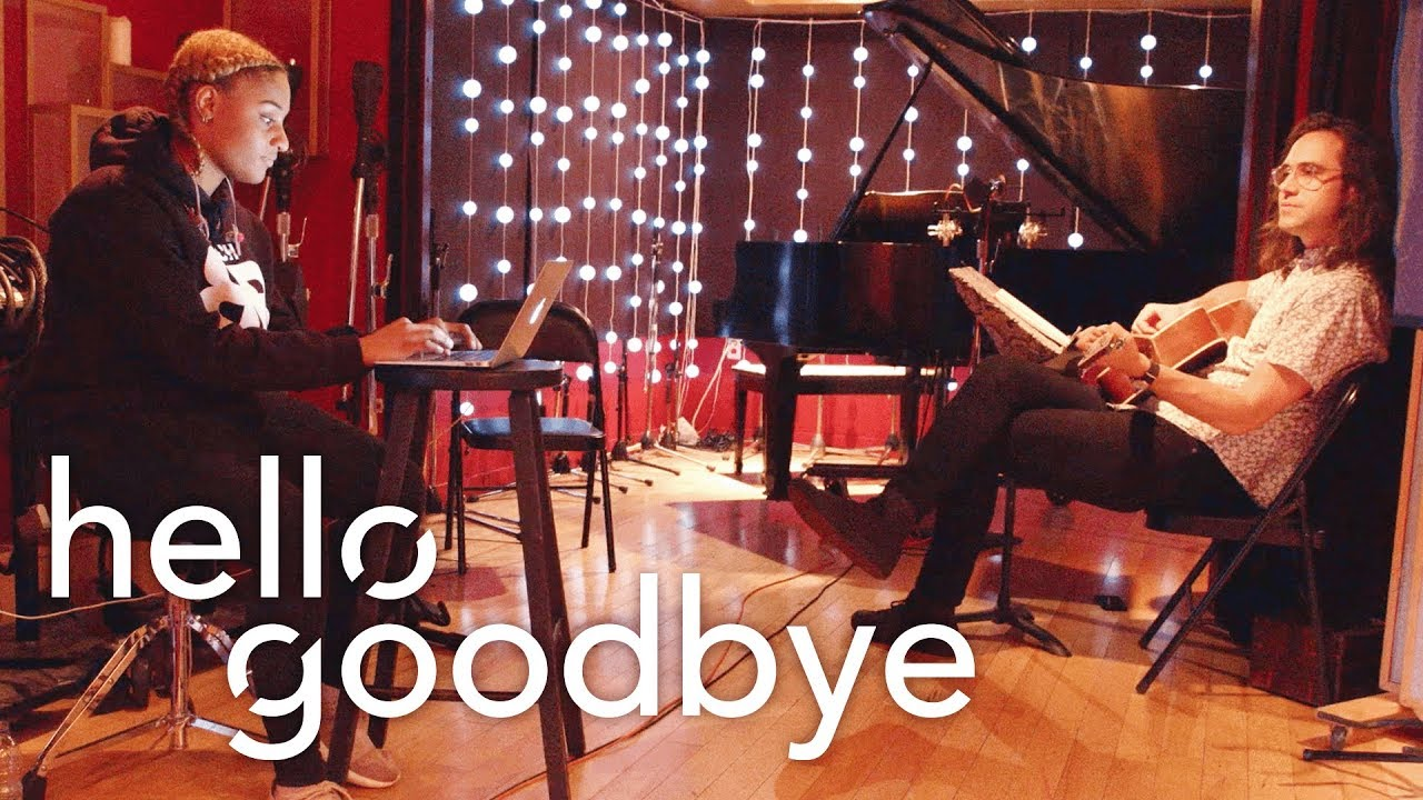 Making Music For CBC's Hello Goodbye | Hello Goodbye Behind the Scenes