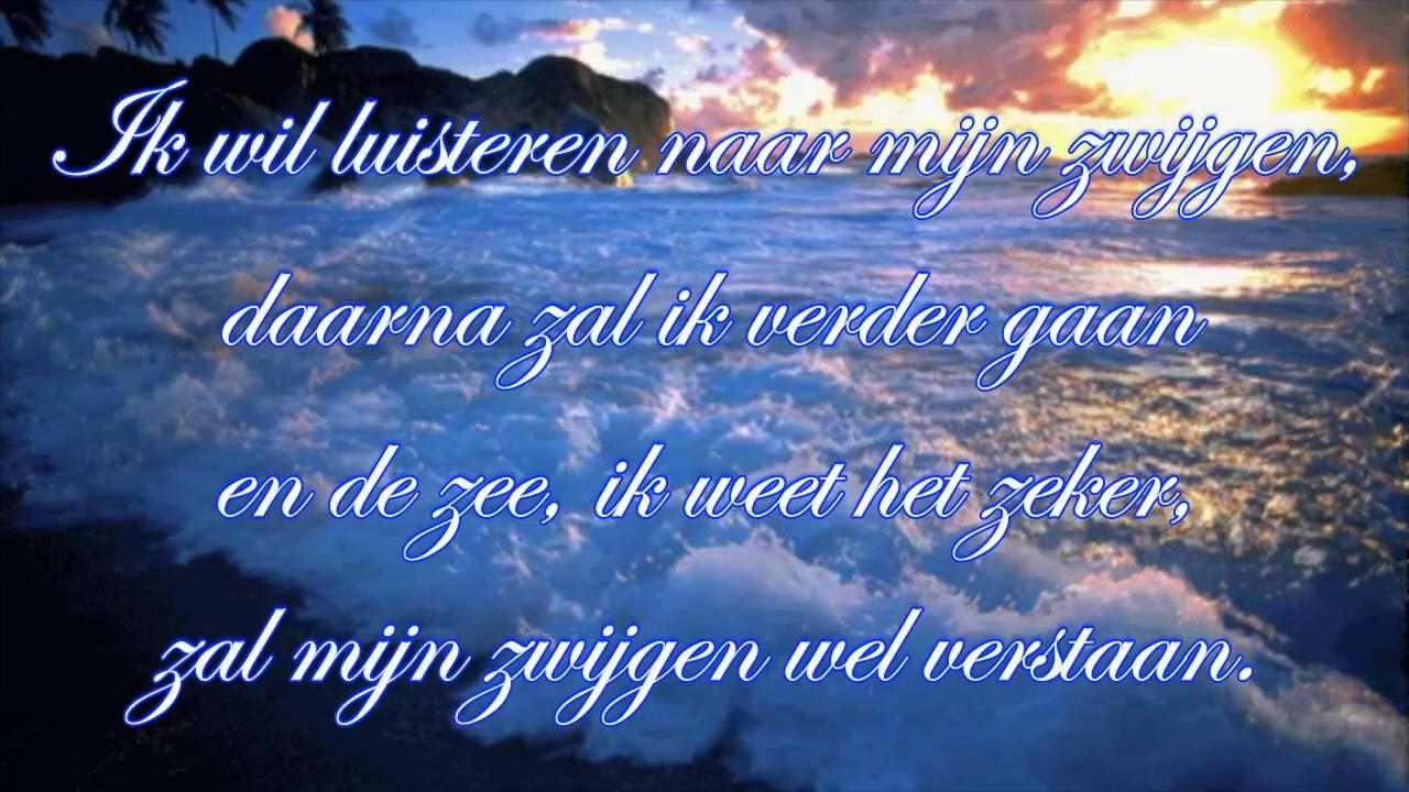 Bekend De zee Toon Hermans - YouTube FQ56