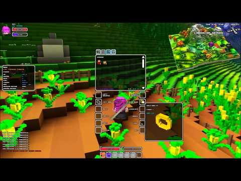 Cube World Tutorial Ep04- Camps, Inns & Food