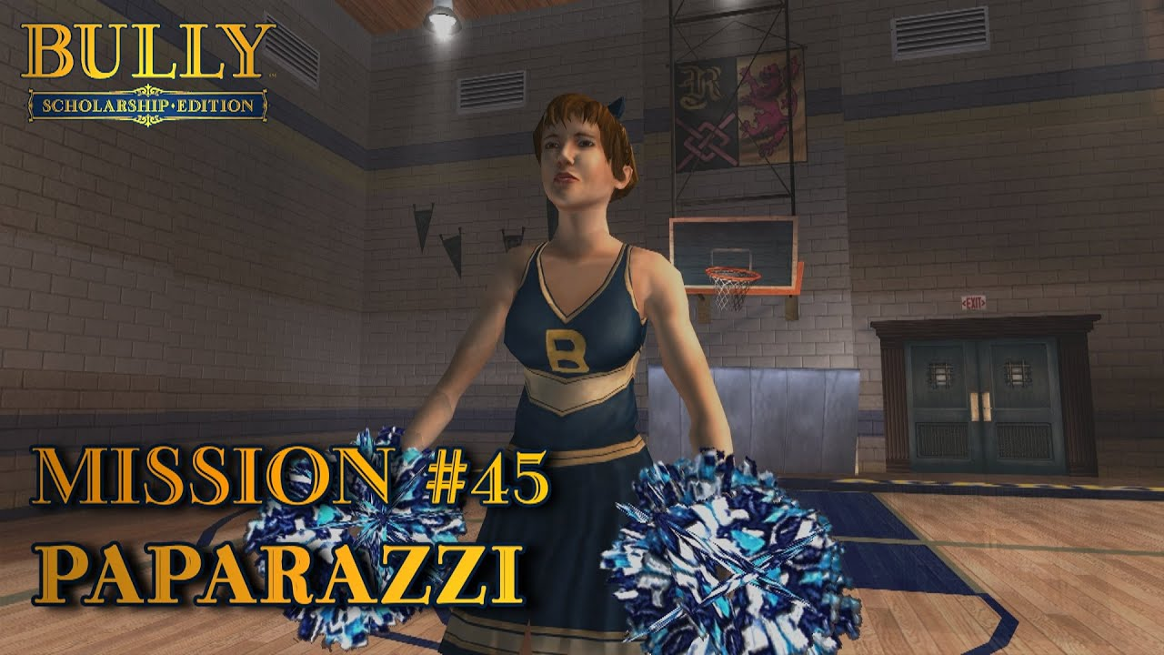 Bully: Scholarship Edition - Mission #45 - Paparazzi (PC