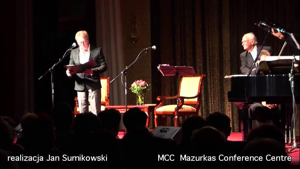 IV Forum Humanum Mazurkas- Krzysztof Jakowicz-skrzypce,Daniel Olbrychski-wiersz S.Jesienina