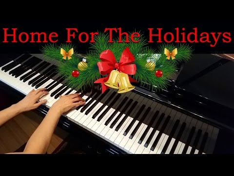 Home for the Holidays (Advanced Piano Solo)