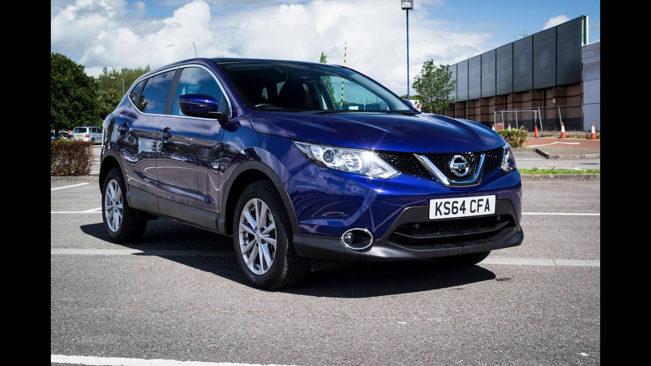 Wessex garages newport used nissan qashqai 1 2 dig t for Garage nissan qashqai