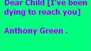 Dear child (I