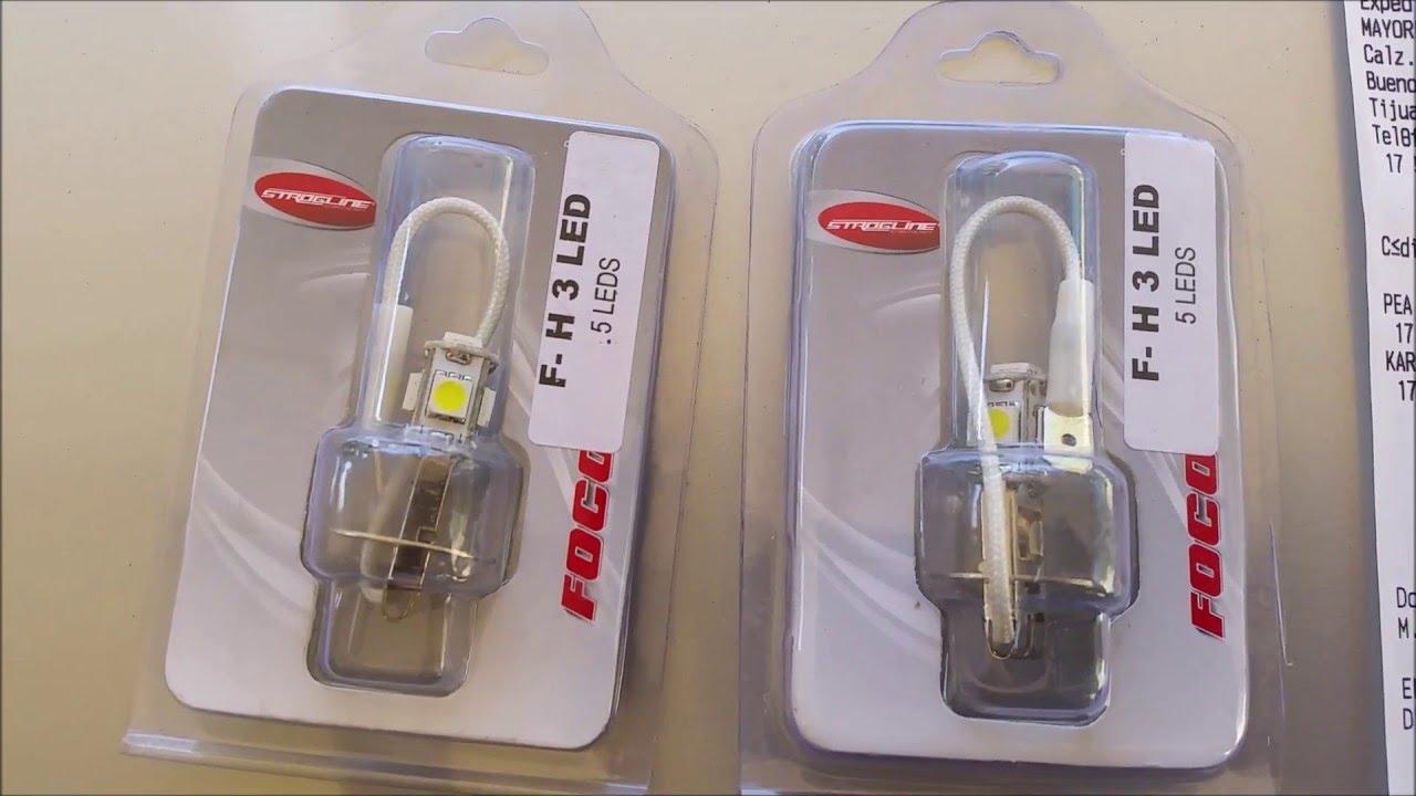 Fog Light Led Nissan Xterra 2001