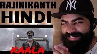 Kaala (Hindi) Teaser reaction | Rajinikanth New Movie | Nana Patekar |  Dhanush | Badhiya hai