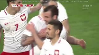 Mecz Polska-Finlandia 5-0 skrót meczu (26-03-2016)