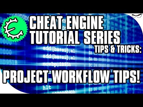 Cheat Engine 6.5 Tutorial Part 13: Game Hacking Project Workflow [HuniePop]