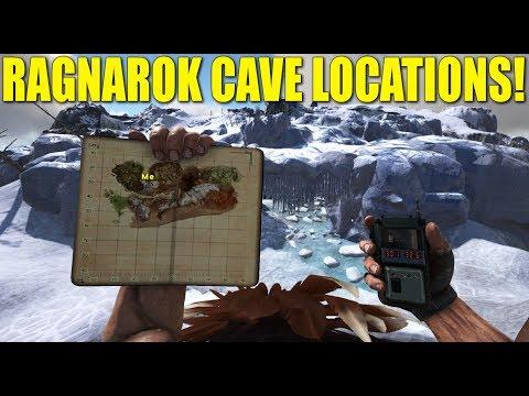 ark how to get tek on ragnarok