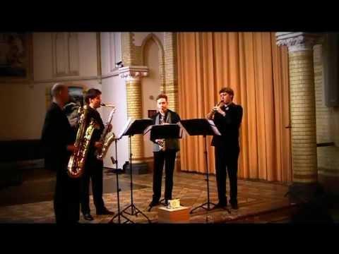 Arvo Pärt - Fratres - Amstel Quartet