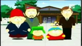 Eric Cartman con síndrome de tourette