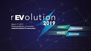 Revolution Conference 2019 Voice Read Pete Walsh
