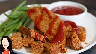 Gluten Free Seitan Style Roast - Tasty Vegan Meat Substitute!