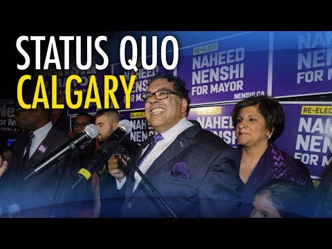 "Calgary Mayor Nenshi ""as arrogant as ever"""