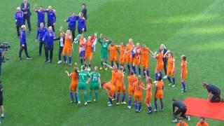 Video Gol Pertandingan Belanda W vs Denmark W