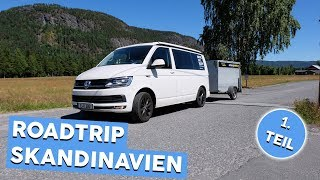 4.000KM IN 3 WOCHEN | von Dänemark nach Schweden |  Roadtrip Skandinavien Teil 1/3