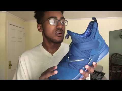 """EARLY LOOK: NIKE LEBRON SOLDIER 12 """"AGIMAT"""" REVIEW"""