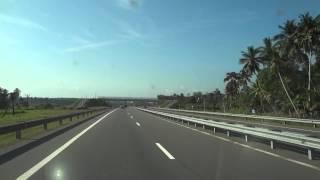 Southern Expressway Sri Lanka HIGHWAY