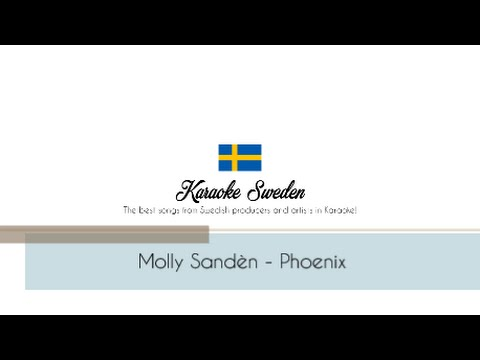 Molly Sandén - Phoenix [Karaoke Instrumental]