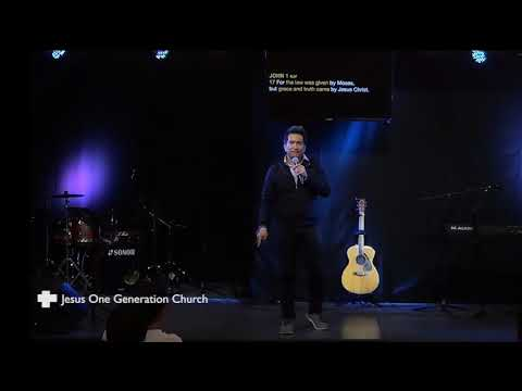 Grace Meets Law - Jesus One Generation Church