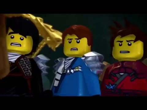 Lego ninja cole jay kai nya sensei garmadon sensei wu zane - Ninjago kai jay zane cole lloyd ...