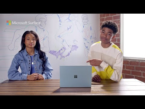 The New Microsoft Surface Laptop 4
