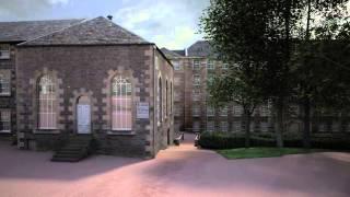 New Lanark Animation | 3D Scanning