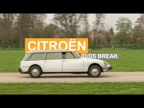 Citroën ID/DS Break 1970 review [ Love At First Drive ]