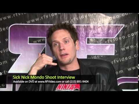 Sick Nick Mondo Shoot Interview Preview