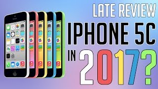 iPhone 5C in 2017 REVIEW iOS 1033