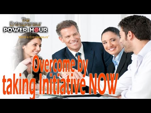 Entrepreneur lifestyle: Overcome the Employee Mindset by taking Initiative NOW!