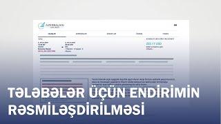 İstanbul-Bakı reysində tələbələr üçün endirimin rəsmiləşdirilməsi