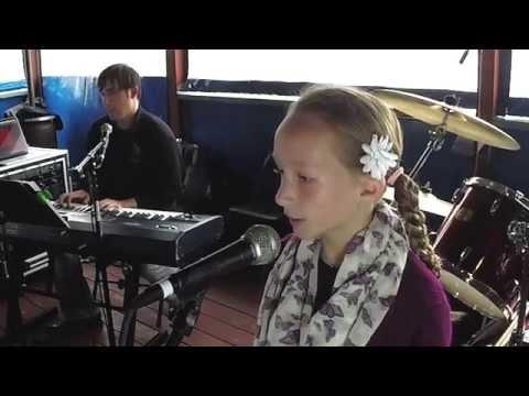 Amanda Ward performs
