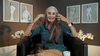 About me, How I became a model at 55 | Caroline Labouchere