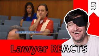 Lawyer Reacts: Tim Heidecker Trial   Day 5