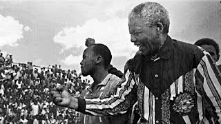 Nelson Mandela: Freedom Fighter!